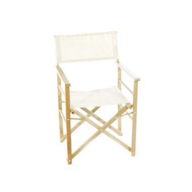 Chaise régisseur ou de metteur en scène parfaite pour une ambiance champêtre pour vos réceptions d'extérieures